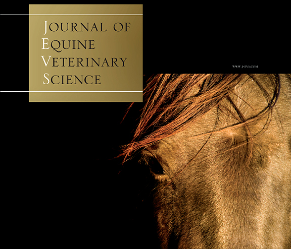 Journal of Equine Veterinary Science - EQ Pro Therapy Low Frequency Ultrasound 1